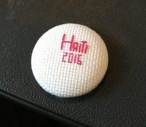 Haiti Pin