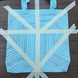 Masking Tape Lines