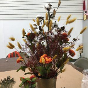 Bonfire Floral