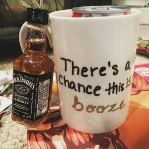 This Is Booze Mug