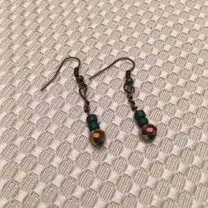 Dragonfly Earings