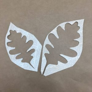 Leaf Cutouts