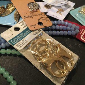 Keychain Supplies