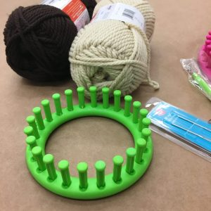 Loom Knit Pumpkin Supplies