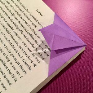 Origami Bookmark 4
