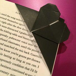 Origami Bookmark 3