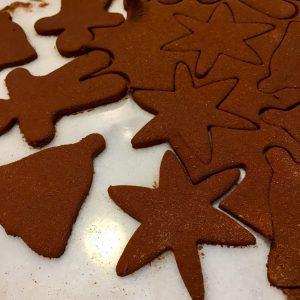cinnamon cut outs