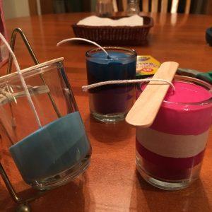 Crayon Candles 7